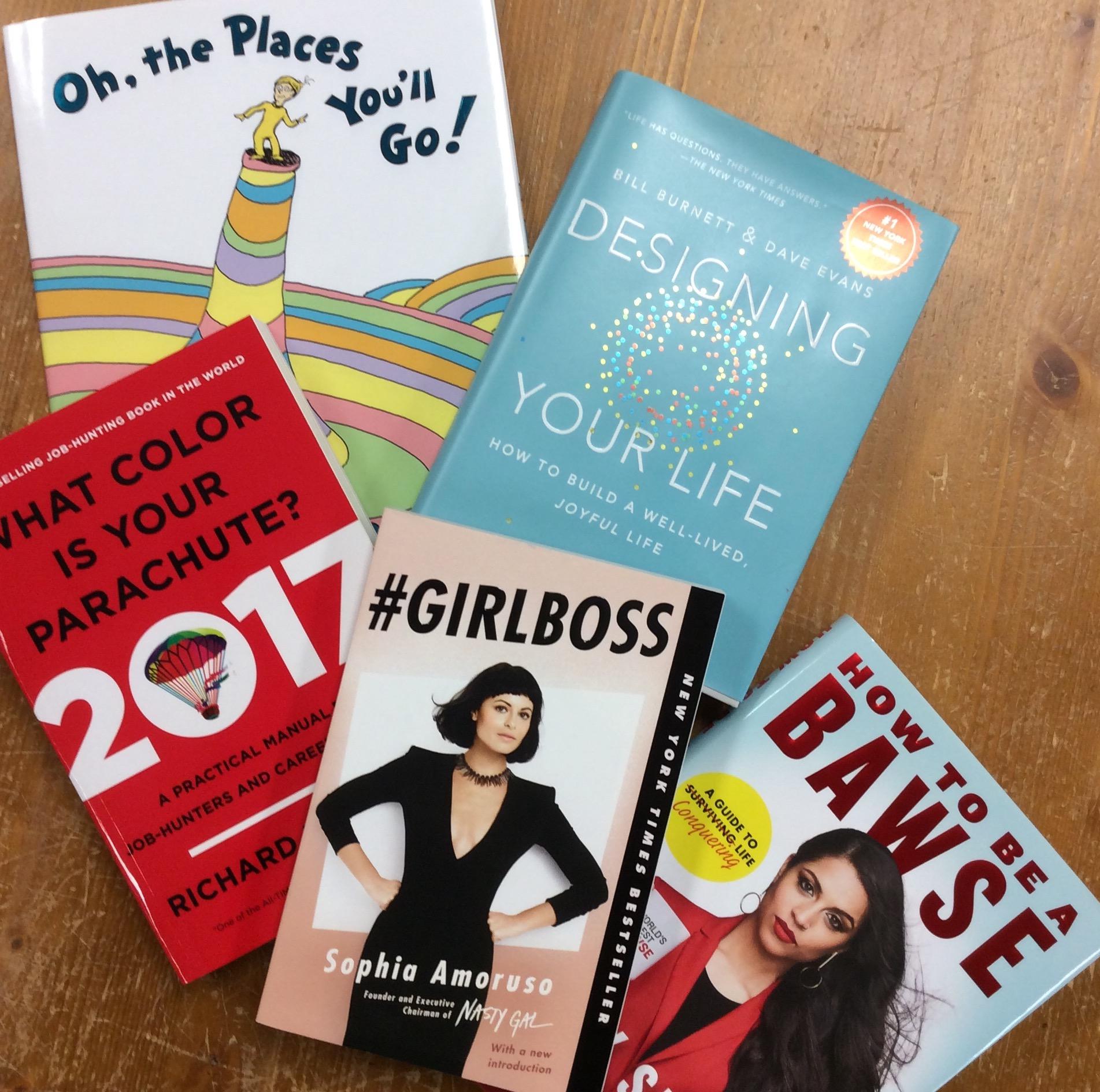 Grad Books at VolumeOne Bookstore