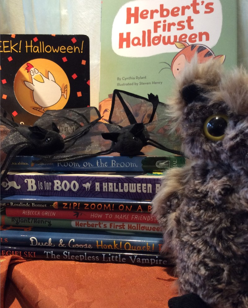 Halloween Books at Volume One Bookstore