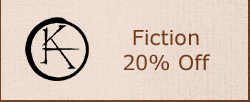 New Hardcover Fiction - 25% Off