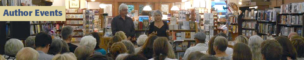 Author Events at Munro's Books