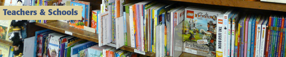Books and resources for teachers and schools at Munro's Books