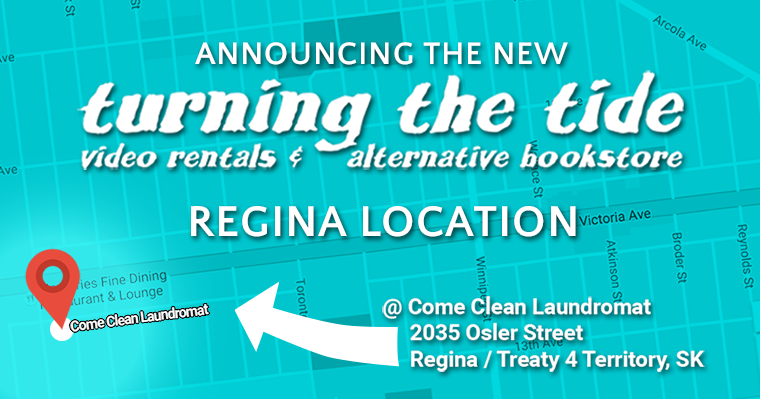 Announcing the New Turning the Tide Regina Location
