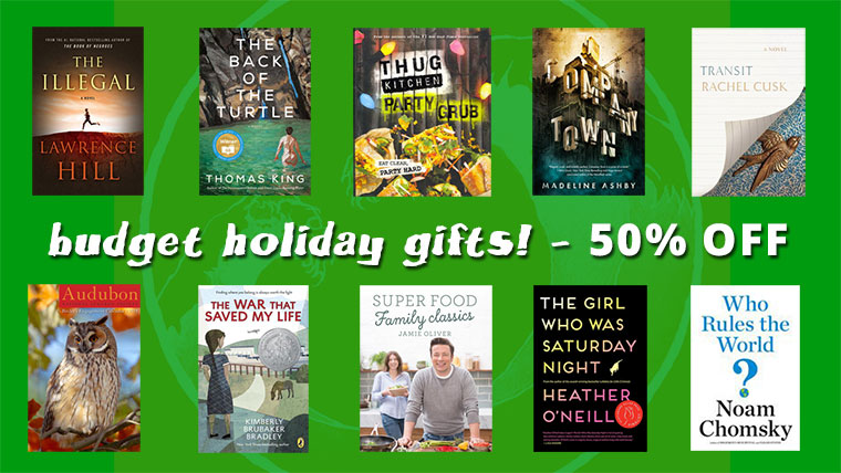 Budget Holiday Gifts - 50% Off