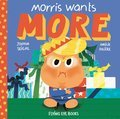Cover image for Morris Wants More . . . For Christmas