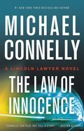 Cover image for Law of Innocence