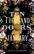 Cover image for Ten Thousand Doors of January