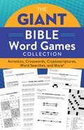 Cover image for Giant Bible Word Games Collection