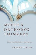 Cover image for Modern Orthodox Thinkers