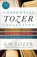 Cover image for Essential Tozer Collection