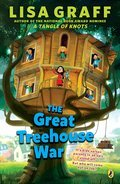 Cover image for Great Treehouse War