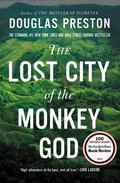 Cover image for Lost City of the Monkey God