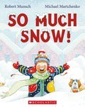 Cover image for So Much Snow!