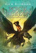 Cover image for Percy Jackson and the Olympians, Book Three The Titan's Curse