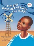 Cover image for Boy Who Harnessed the Wind