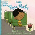 Cover image for I am Rosa Parks