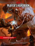 Cover image for Dungeons & Dragons Player's Handbook (Core Rulebook, D&D Roleplaying Game)