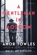 Cover image for Gentleman in Moscow