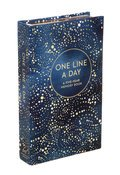 Cover image for Celestial One Line a Day (Blank Journal for Daily Reflections, 5 Year Diary Book)