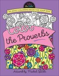 Cover image for Color the Proverbs