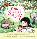 Cover image for One Special Day [Board Book] (A Story for Big Brothers and Sisters)