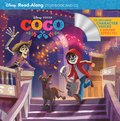 Cover image for Coco Read-Along Storybook and CD