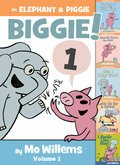 Cover image for Elephant & Piggie Biggie!