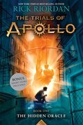 Cover image for Trials of Apollo, The Book One The Hidden Oracle