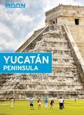 Cover image for Moon Yucatan Peninsula
