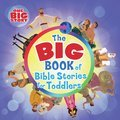 Cover image for Big Book of Bible Stories for Toddlers (padded)
