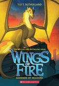 Cover image for Wings of Fire Book Ten