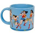 Cover image for Wonder Woman Through the Years Mug