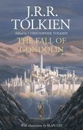 Cover image for Fall of Gondolin