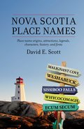 Cover image for Nova Scotia Place Names