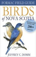 Cover image for Formac Field Guide to Nova Scotia Birds