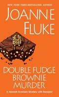 Cover image for Double Fudge Brownie Murder