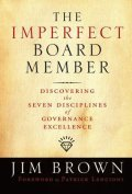Cover image for Imperfect Board Member