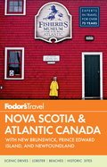 Cover image for Fodor's Nova Scotia & Atlantic Canada