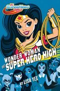 Cover image for Wonder Woman at Super Hero High (DC Super Hero Girls)
