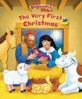 Cover image for Beginner's Bible The Very First Christmas