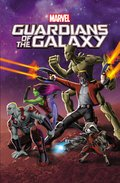 Cover image for Marvel Universe Guardians of the Galaxy Vol. 1
