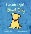 Cover image for Goodnight, Good Dog (padded board book with flocked cover)