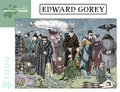 Cover image for Edward Gorey 1,000-Piece Jigsaw Puzzle