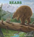 Cover image for 2019 Bears by Bissell Wall Calendar