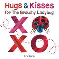 Cover image for Hugs and Kisses for the Grouchy Ladybug