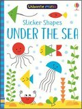 Cover image for Sticker Shapes Under The Sea