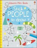 Cover image for Stick People To Draw