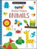 Cover image for Sticker Shapes Animals