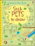 Cover image for Stick Pets To Draw