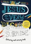 Cover image for Jesus and the Very Big Surprise Activity Book