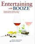 Cover image for Entertaining With Booze